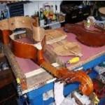1953 Bass Viola de Gamba
