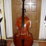 19th Century German 3/4 Bass